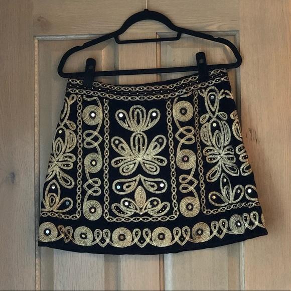 Calypso St. Barth Dresses & Skirts - Calypso gorgeous detailed skirt!